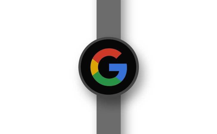 2017 Google Smartwatch