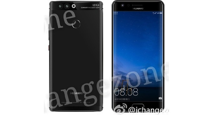 CONCEPT IMAGE OF HUAWEI P10