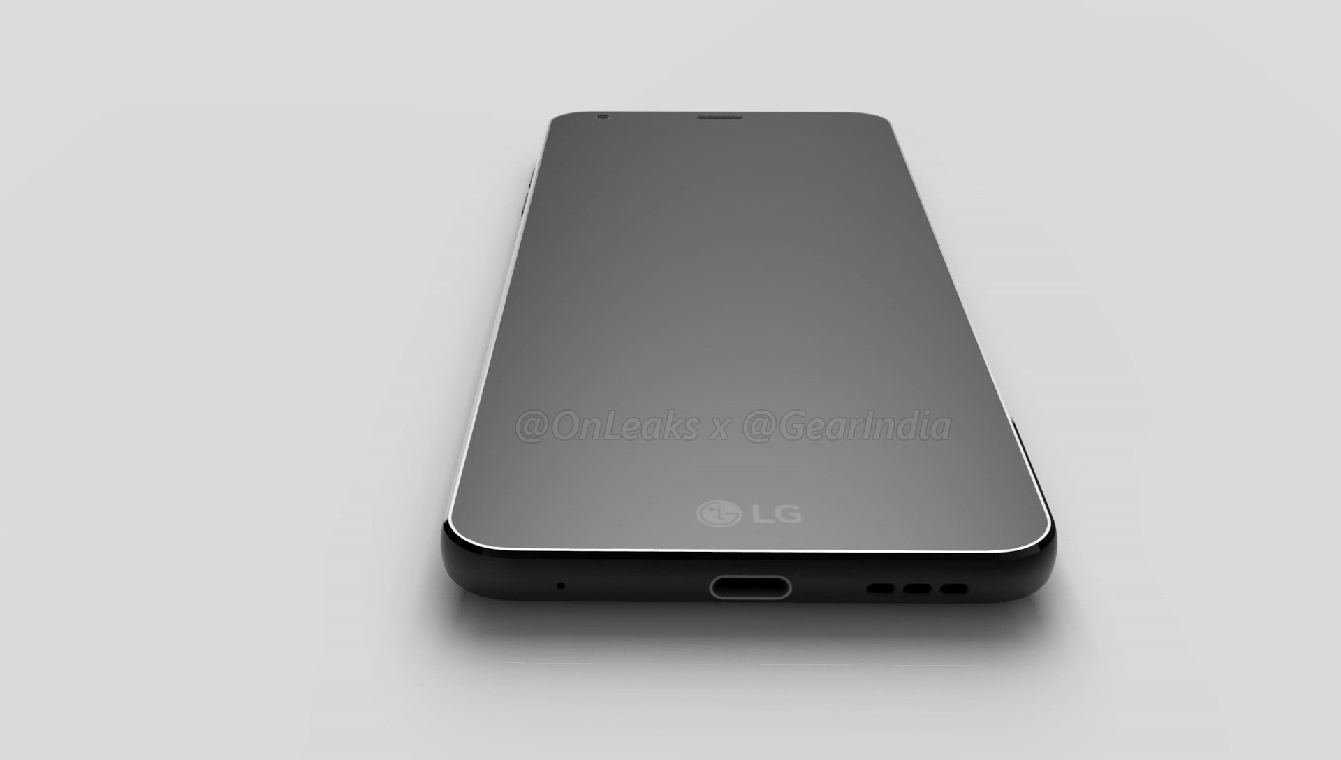 LG G6 3D Renders Leaked Showing a Beautiful Design 1