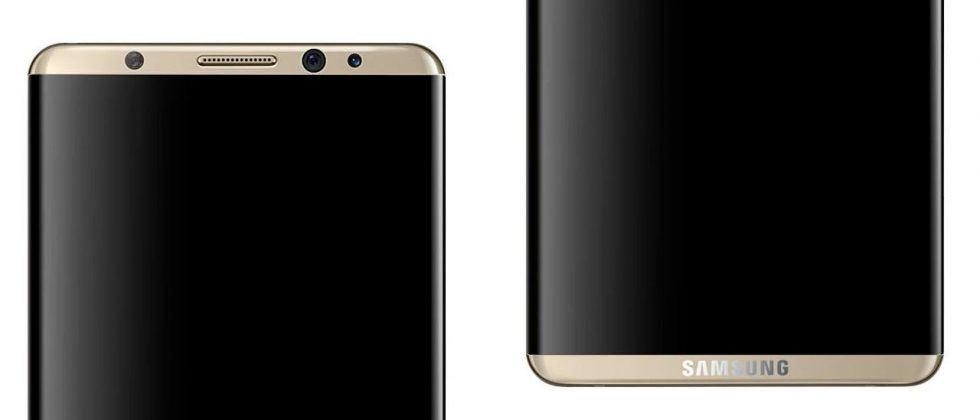 Is this How Samsung Galaxy S8 Will Look Like? 2