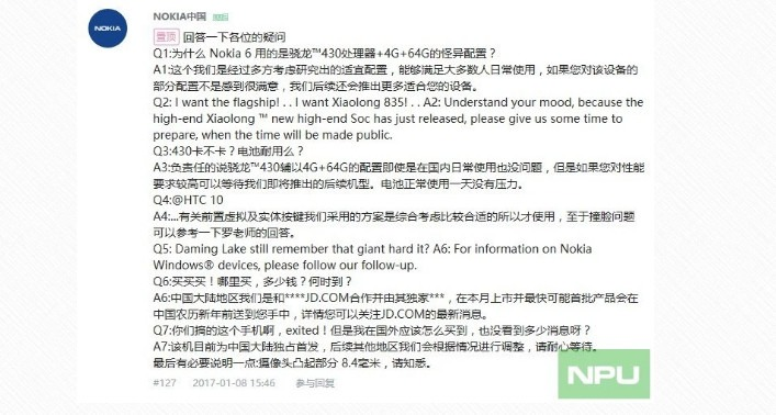 a Snapdragon 835 phone from Nokia?