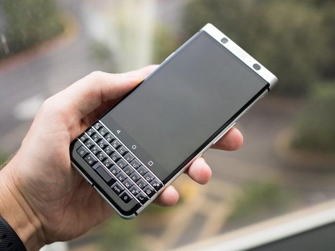 Blackberry Mercury Image