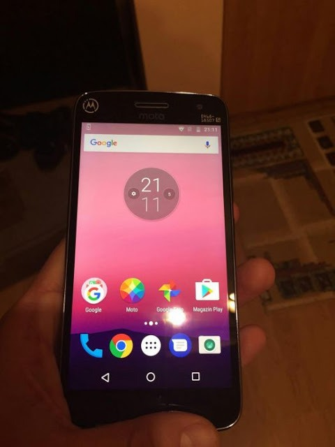 Moto G5 Plus Leaked with Specs and Hands-On Images 1