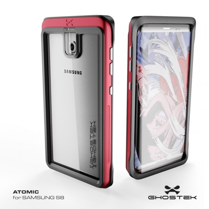 Samsung Galaxy S8 Leaked, This Time By a Case Maker 1