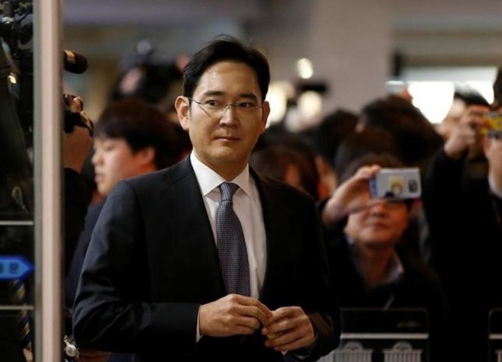 Lee Jae-Yong, Samsung Leader & VP Arrested on Multiple Charges 3