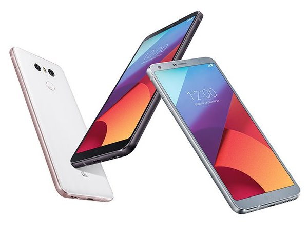 LG G6 Images are here