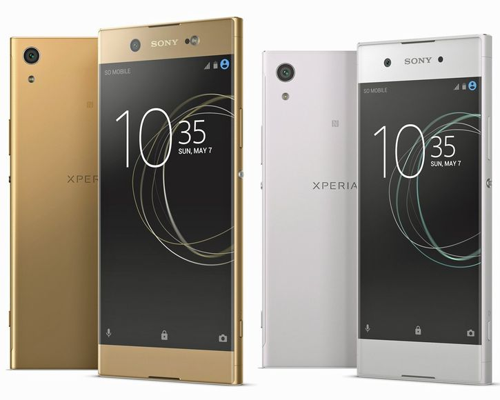 First two SONY Xperia 2017 Phones