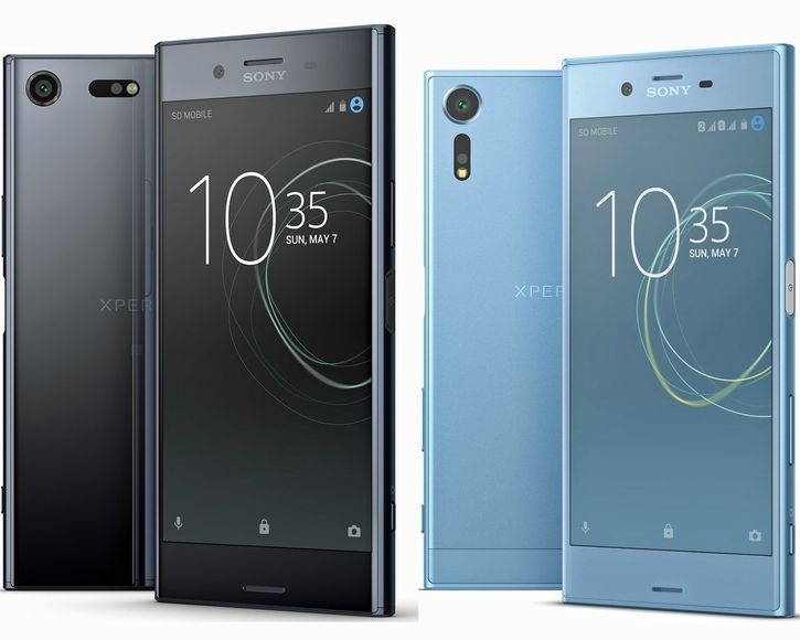 Third and fourth pic of Sony Xperia 2017 Phones