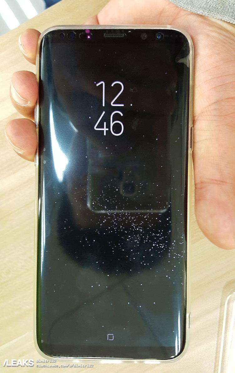 Galaxy S8 Plus Pictures