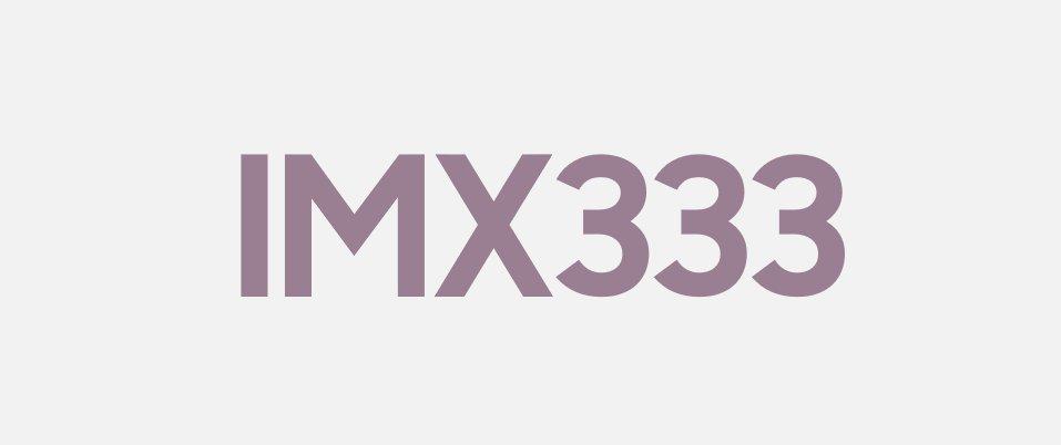 Sony IMX333