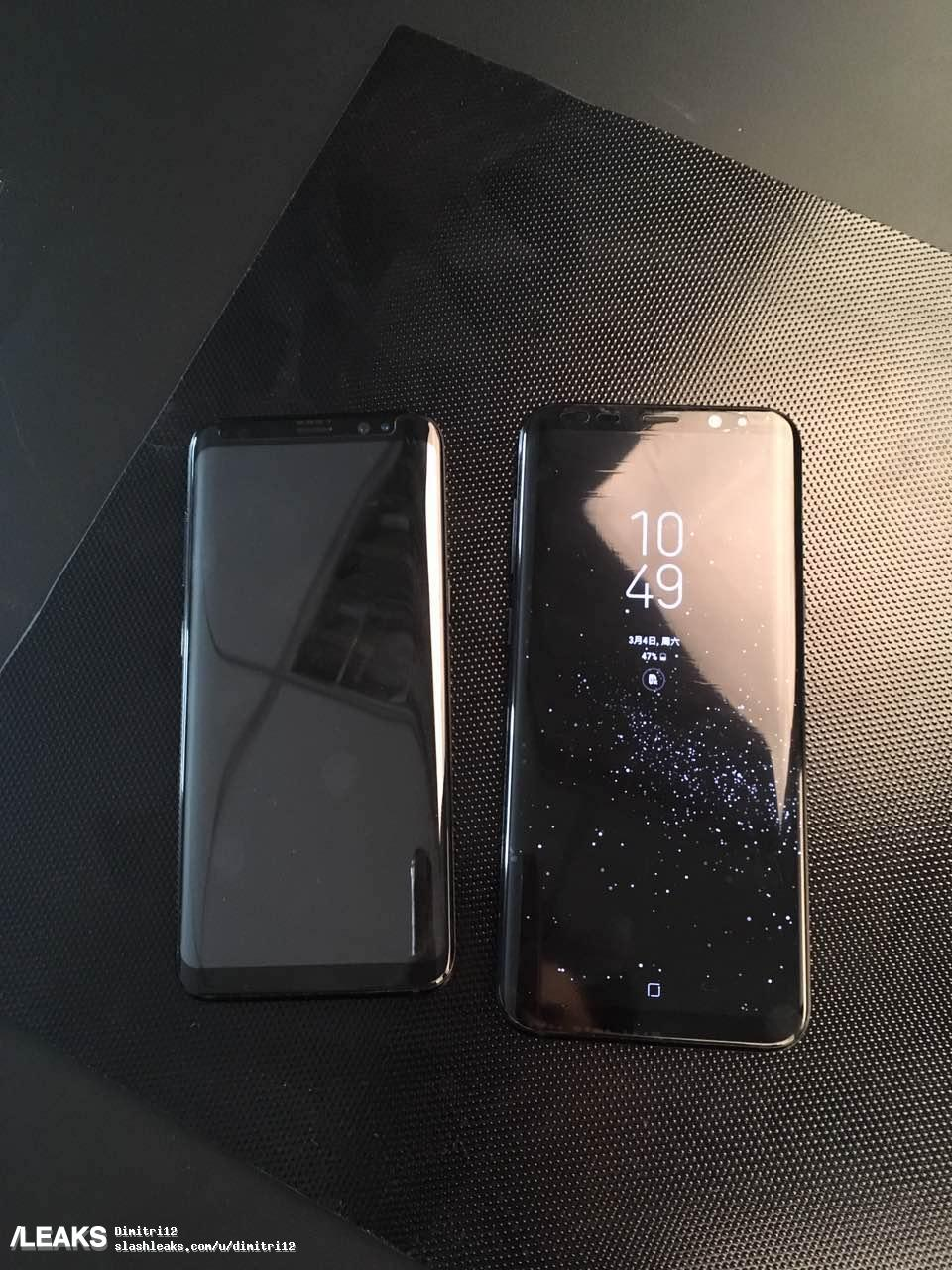 Samsung Galaxy S8 and Galaxy S8 Plus