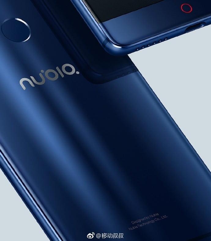 Nubia Z17 Press Renders