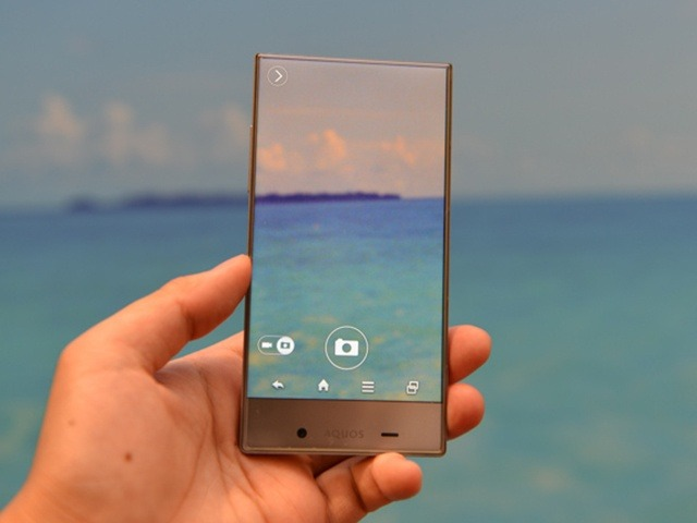 2014's Sharp Aquos Crystal