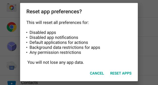 process com.google.process.gapps has stopped fix