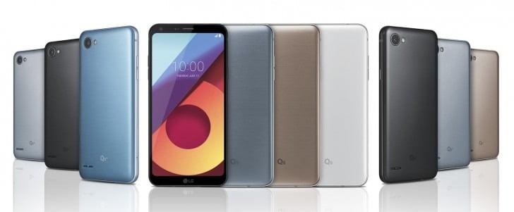 LG Q6 Brings Almost Borderless Design To Middlemen 1