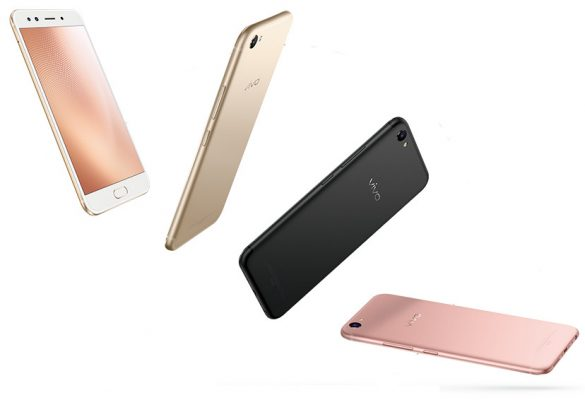Vivo X9s And X9s Plus Launched In China For 2698 Yuan And 2998 Yuan 1