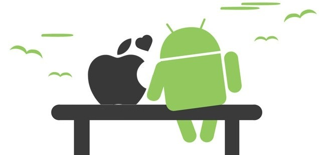 Install iOS Apps on Android