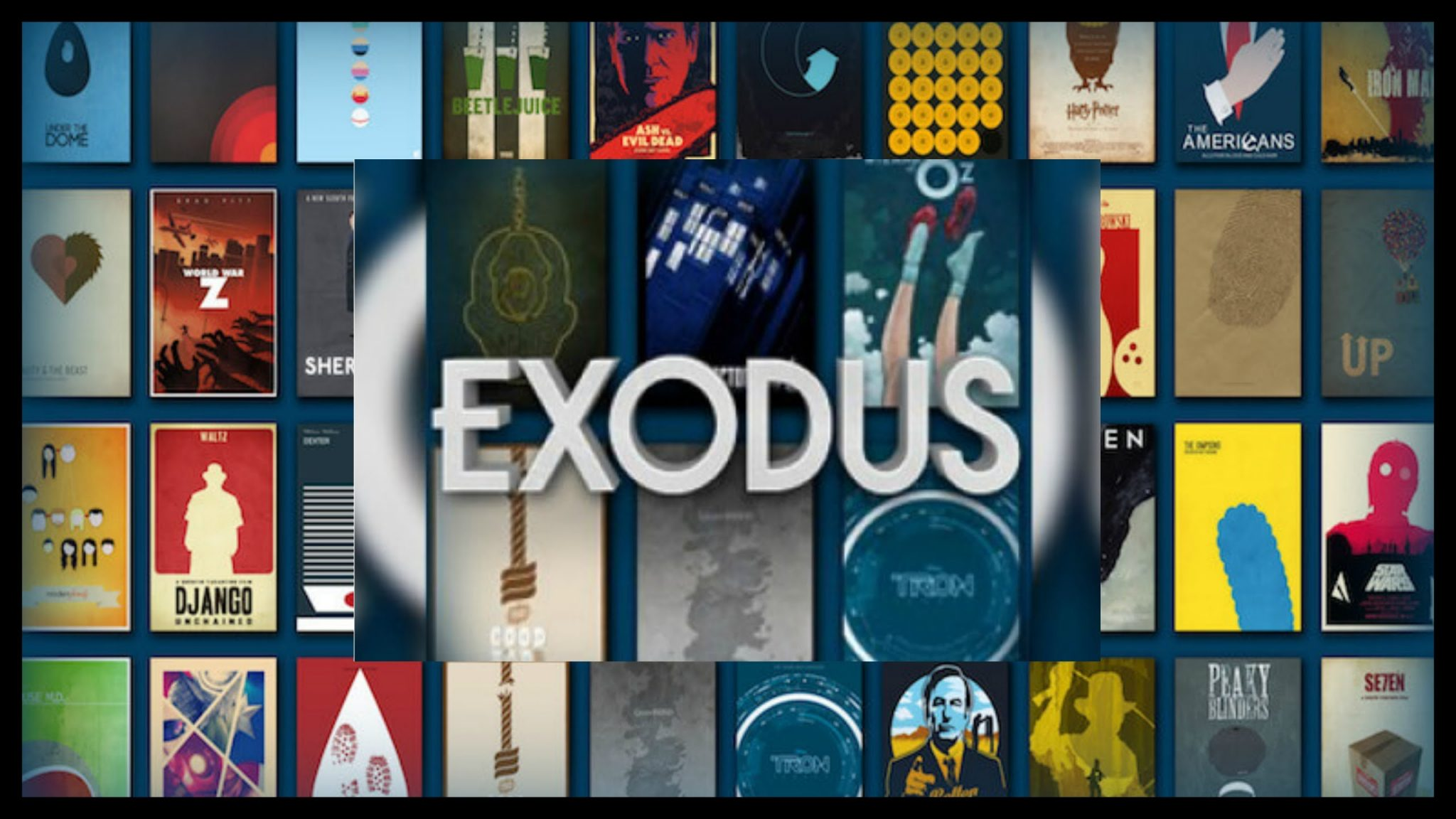 Exodus For Kodi