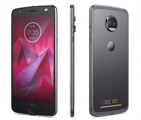 Say Hello to the Moto Z2 Force - Dual Cameras + Shatterproof Display 3