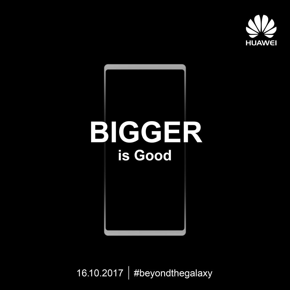 Huawei Mate 10 Official Design