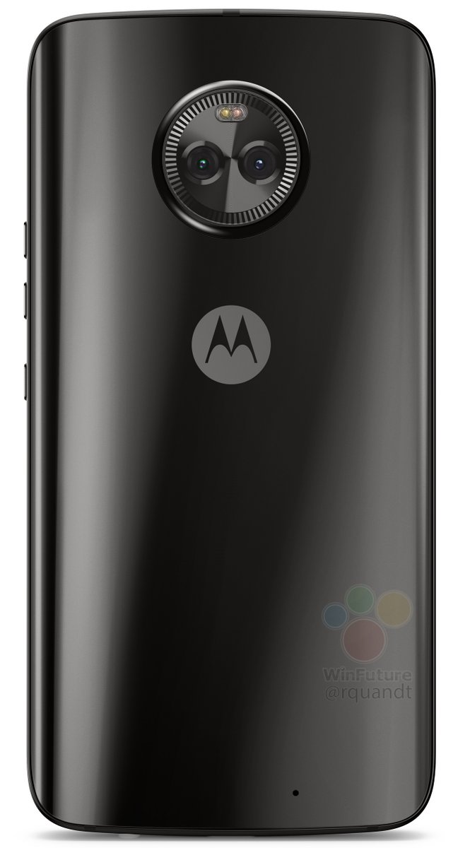 Moto X4 Leaks in High Quality Renders, launching today for 399 Euro 1