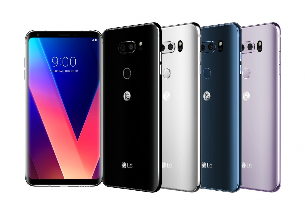 LG V30 Specifications