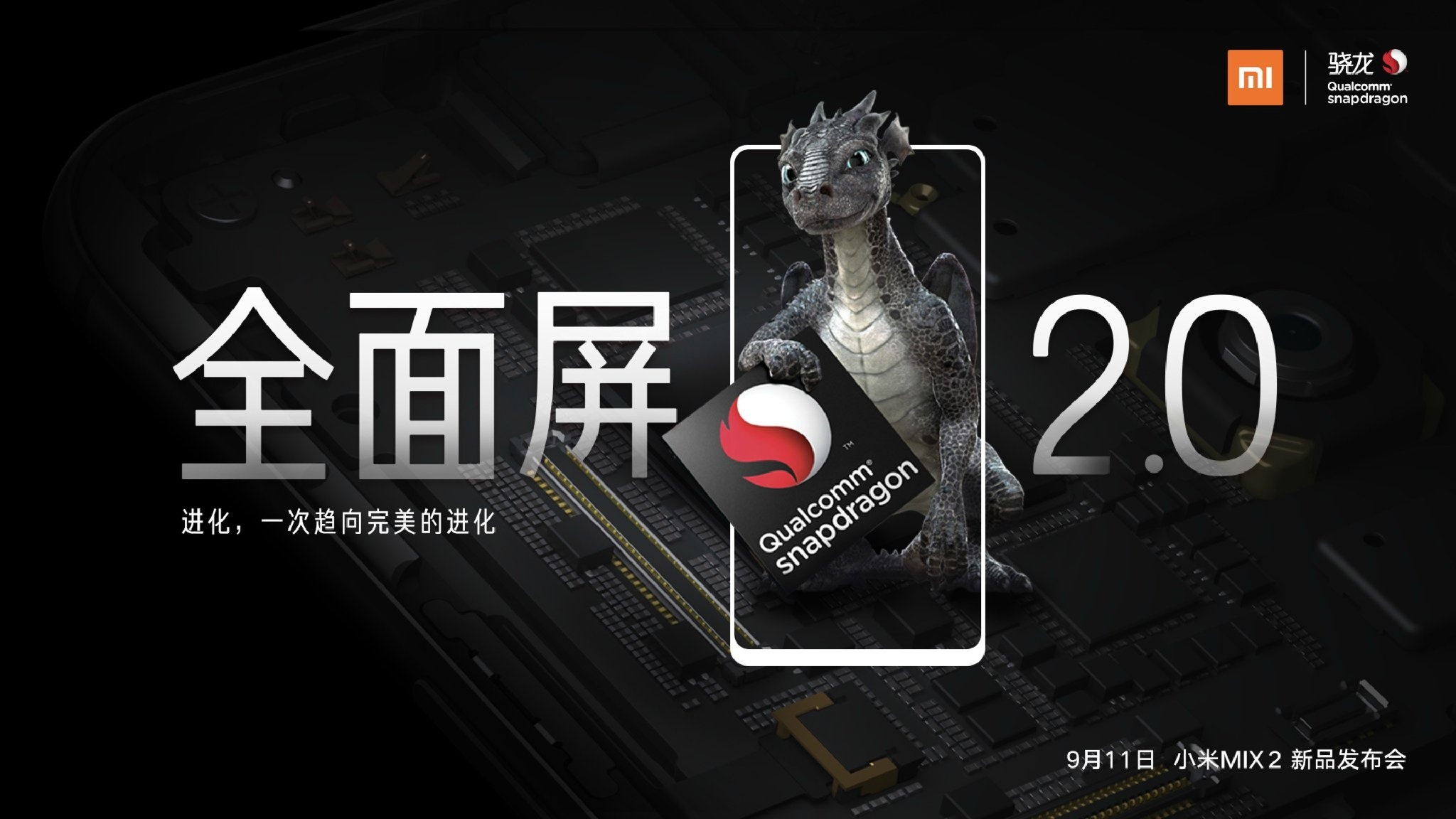 Xiaomi Mi Mix 2 Snapdragon 835