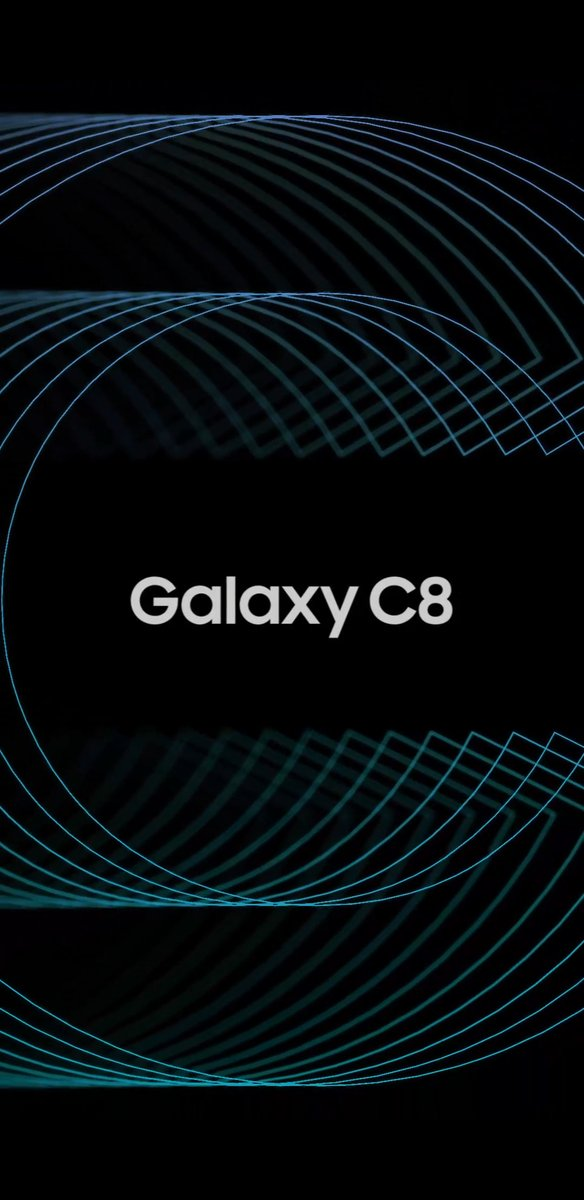 Samsung Galaxy C8 Promo Material