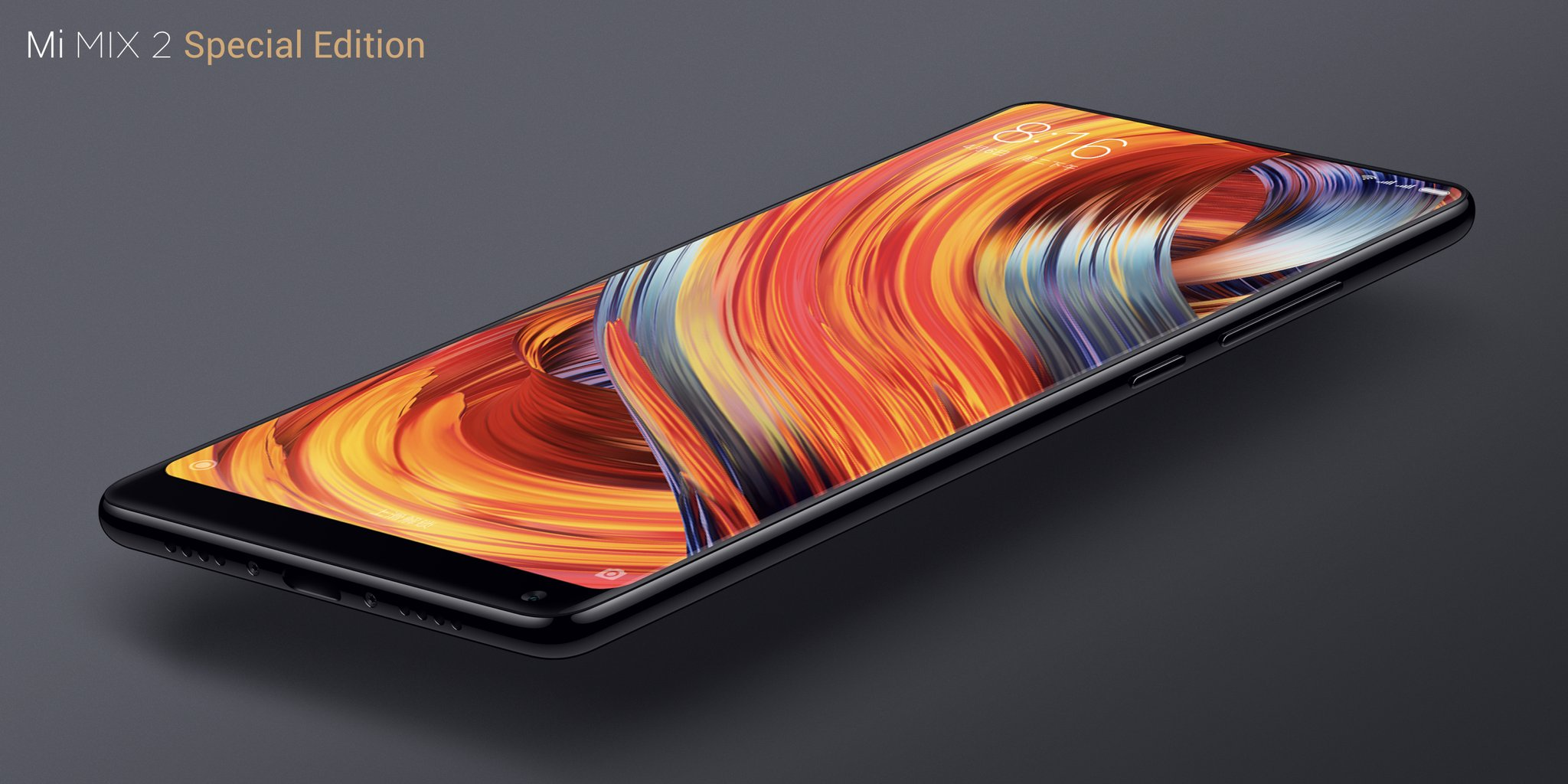 Xiaomi Mi Mix 2 & Mi Note 3 Launched - Here's all you need to know 4