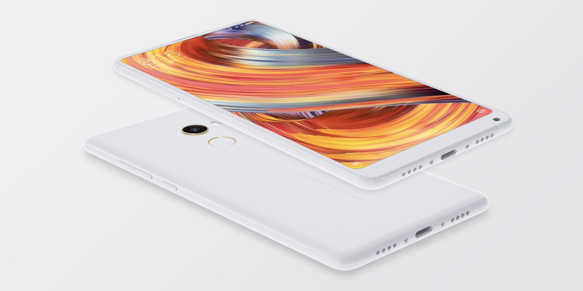 Xiaomi Mi Mix 2 & Mi Note 3 Launched - Here's all you need to know 3