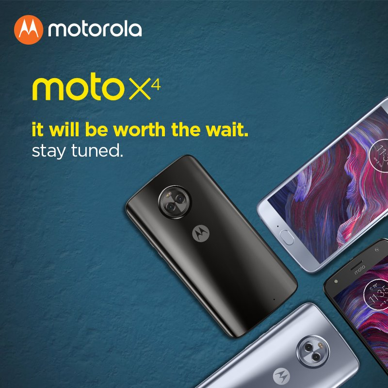 Moto X4 Launch Delayed