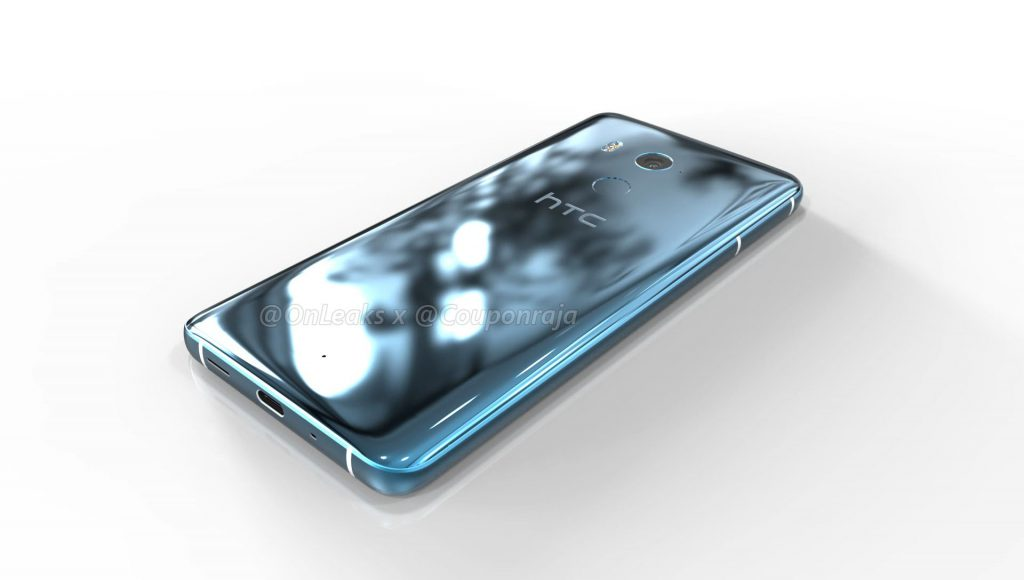 HTC U11 Plus renders
