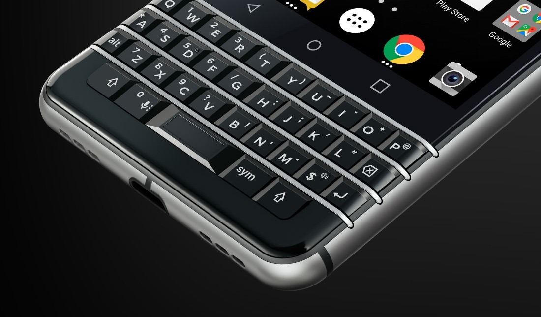 Blackberry BBF100-1 spotted on UAProf with Qwerty keypad & Snapdragon 660 1
