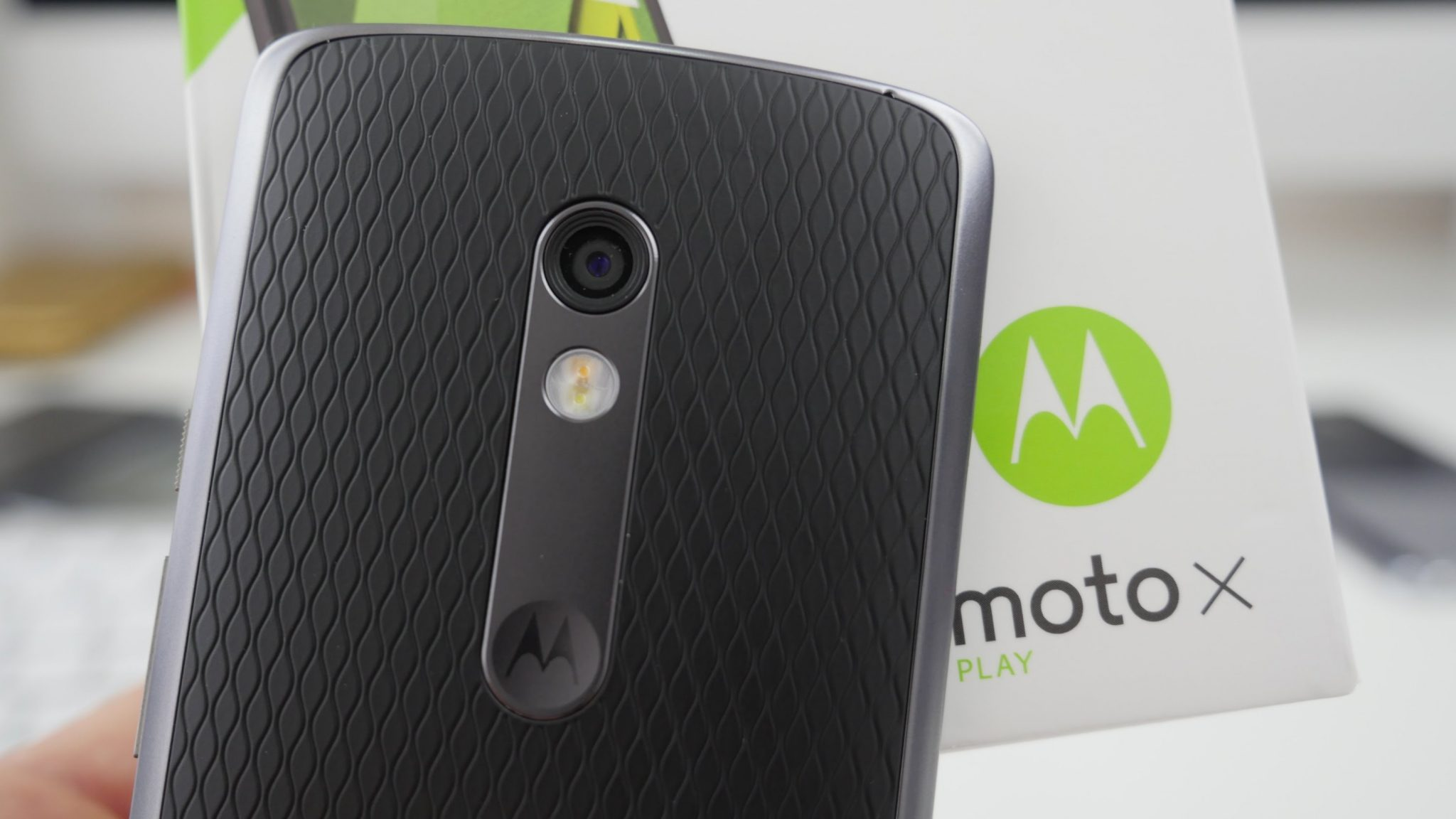 Moto X Play Gets Android 7.1.1 Nougat Update in India, Finally 1