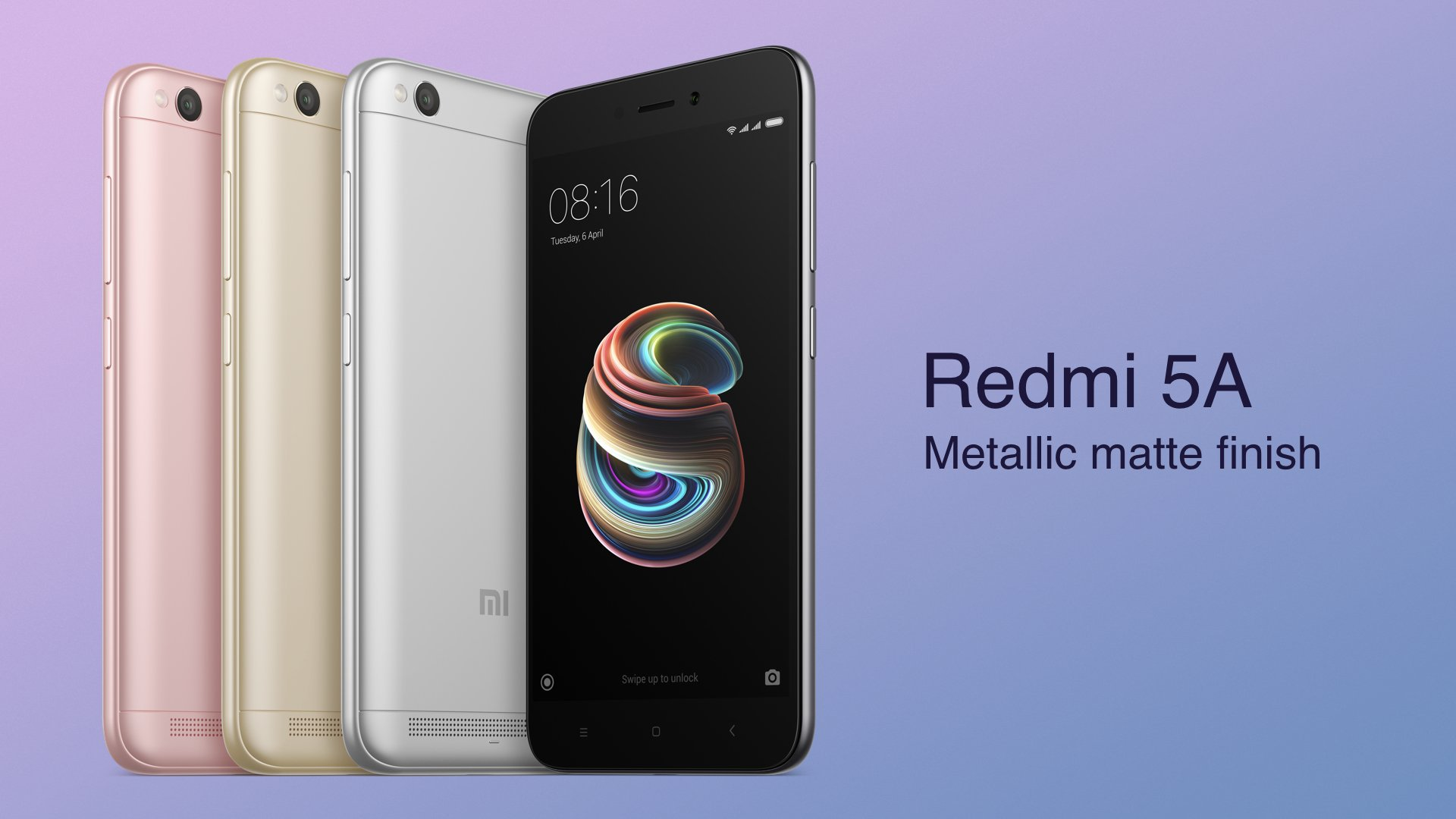 Xiaomi Redmi 5A launched in India, pricing starts at Rs. 4,999 2