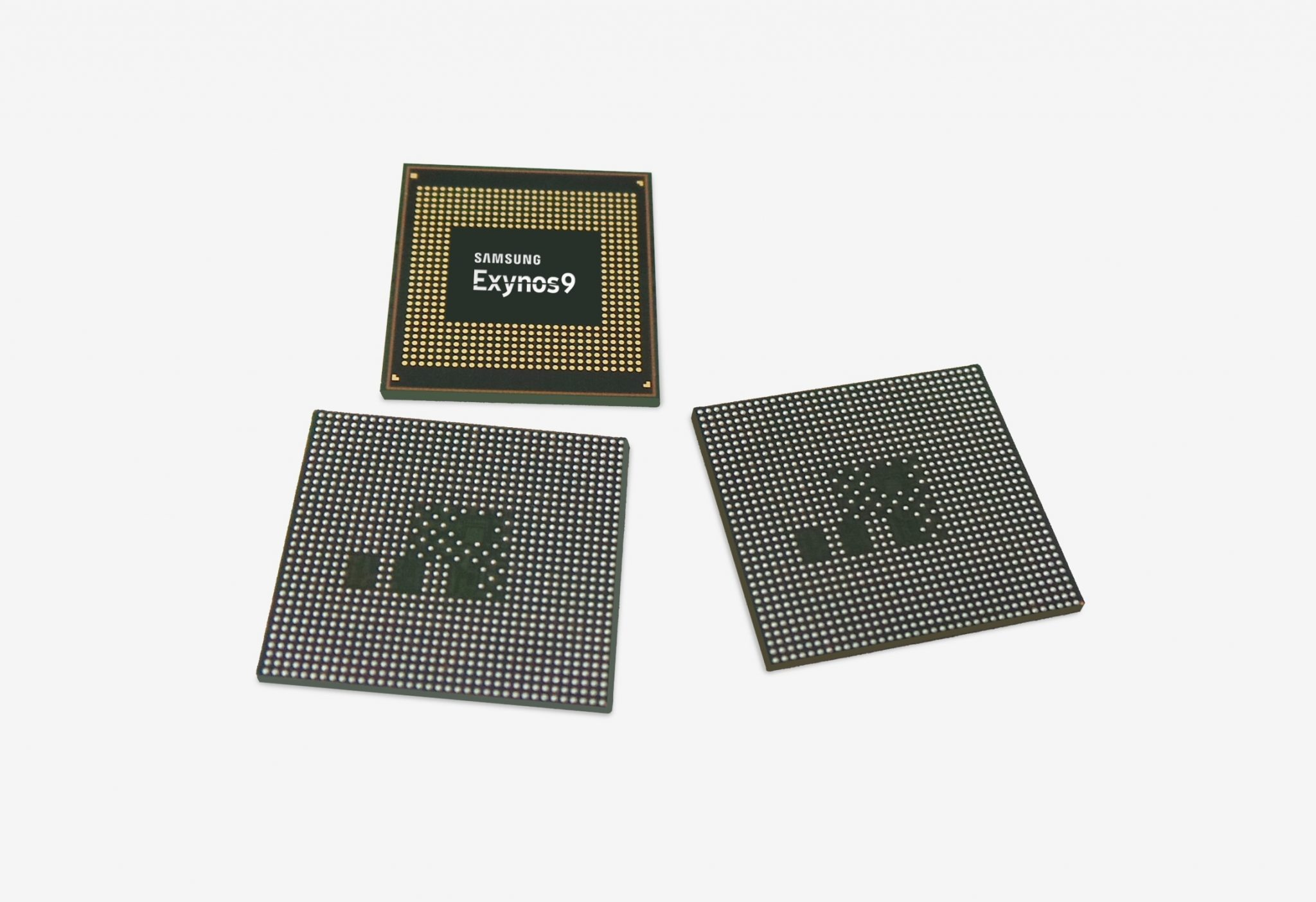Samsung announces Exynos 9810 that will power the Galaxy S9 3