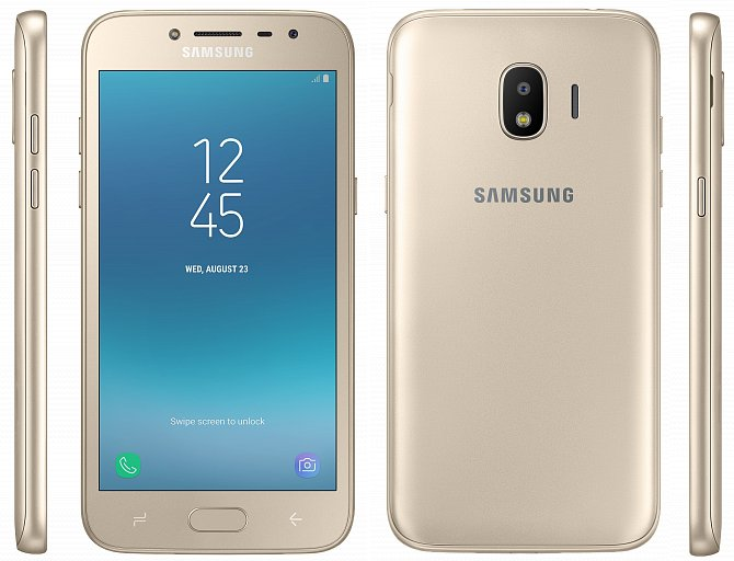 Samsung Galaxy J2 2018 Press Renders already out along with specifications 3