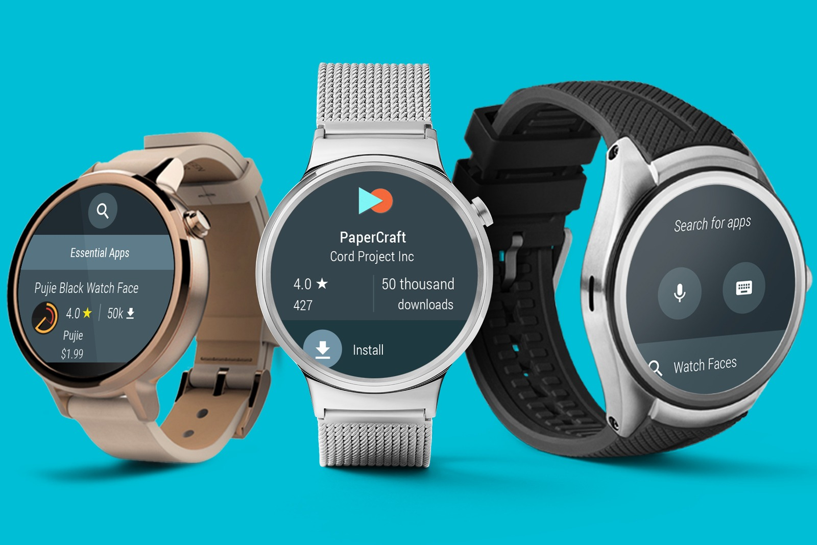 Here is the List of Android Wear smartwatches getting Oreo Update 1