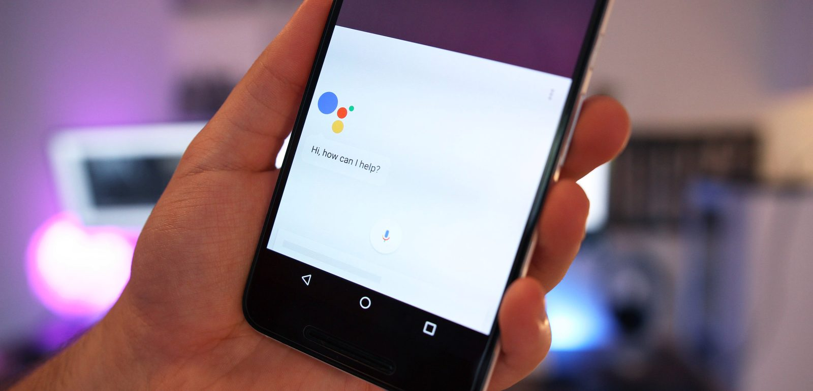 How to access Google Assistant by saying 'Hey Google' 1