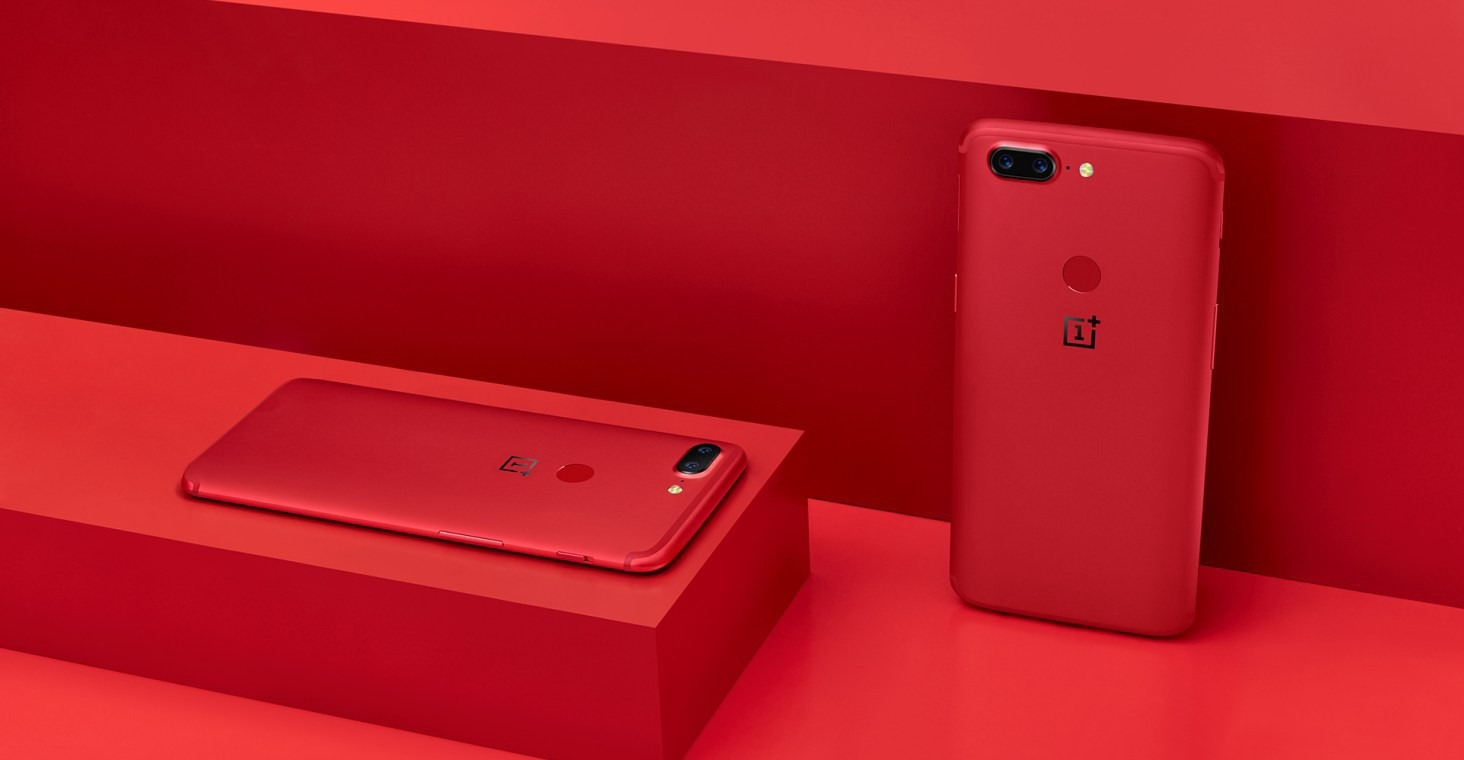 Lava Red OnePlus 5T launched in India for Rs 37,999, sale on January 20 1