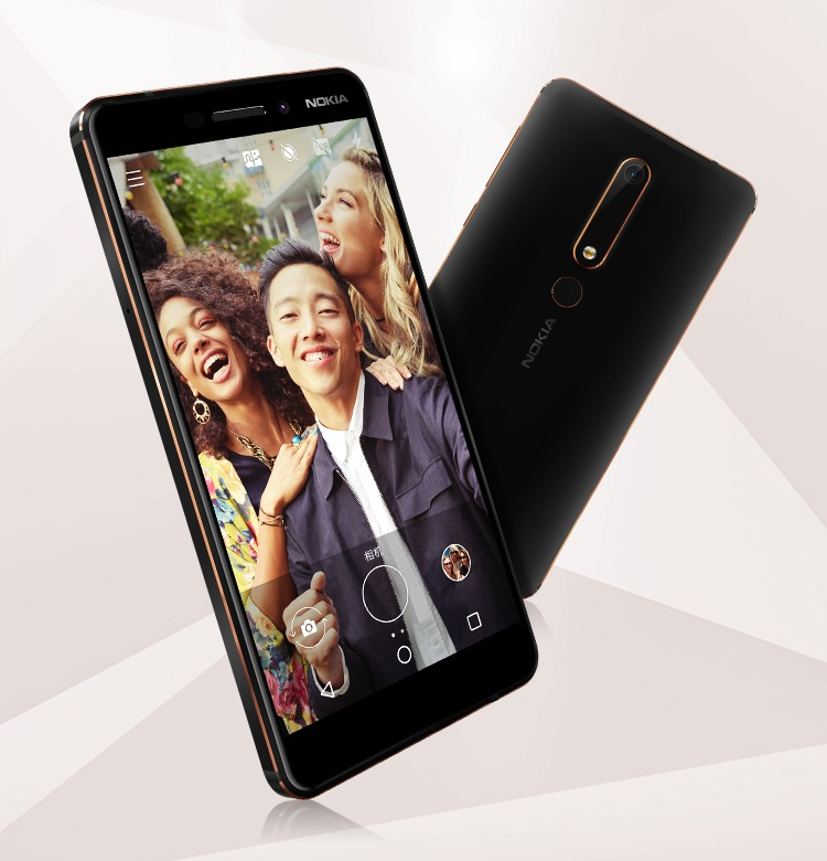 Nokia 6 2018 listed online ahead of the official launch happening tomorrow 1
