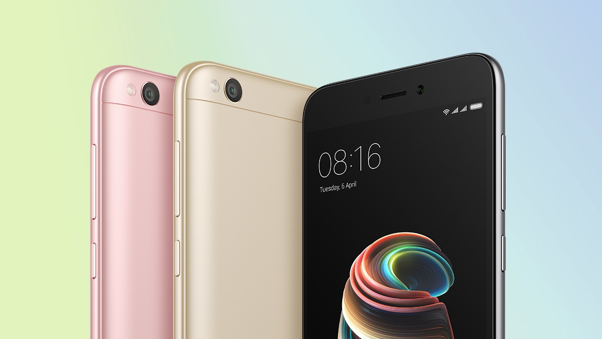 Xiaomi sold more than 1 Million Redmi 5A units in less than a month in India 1