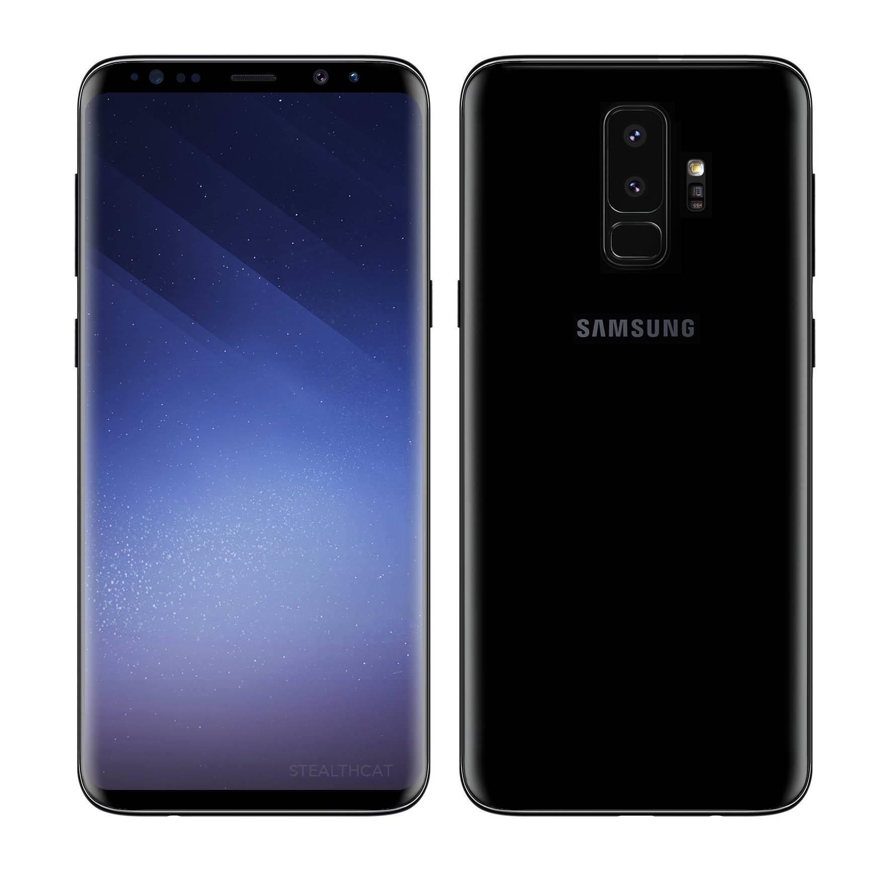 Samsung Galaxy S9+ has a 3,500mAh battery inside, S9 has 3,000mAh 1