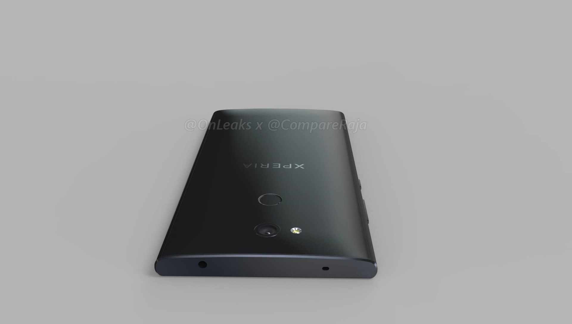 Here is our first look at the Sony Xperia L2, thanks to the 360-degree renders 1