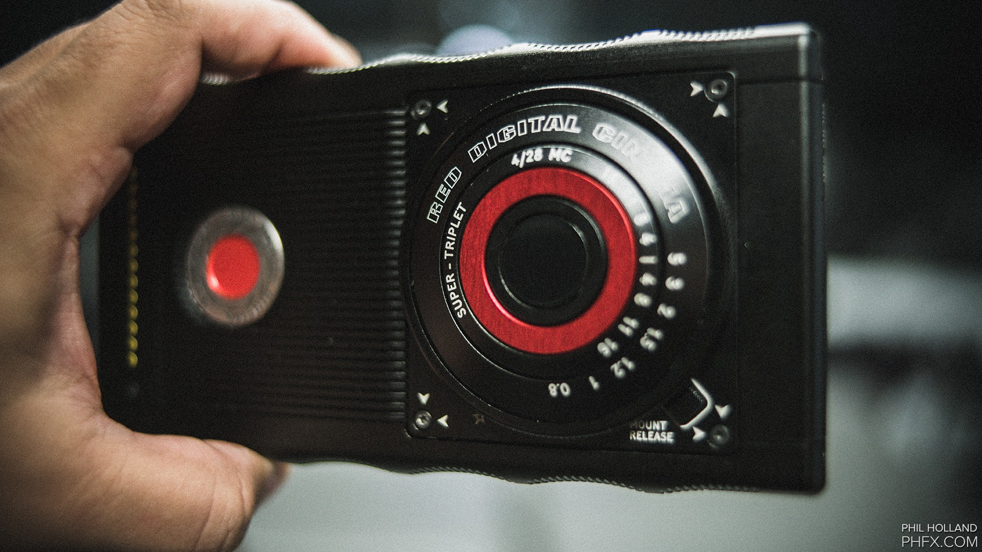 Red Hydrogen One coming this summer, few specifications revealed 2