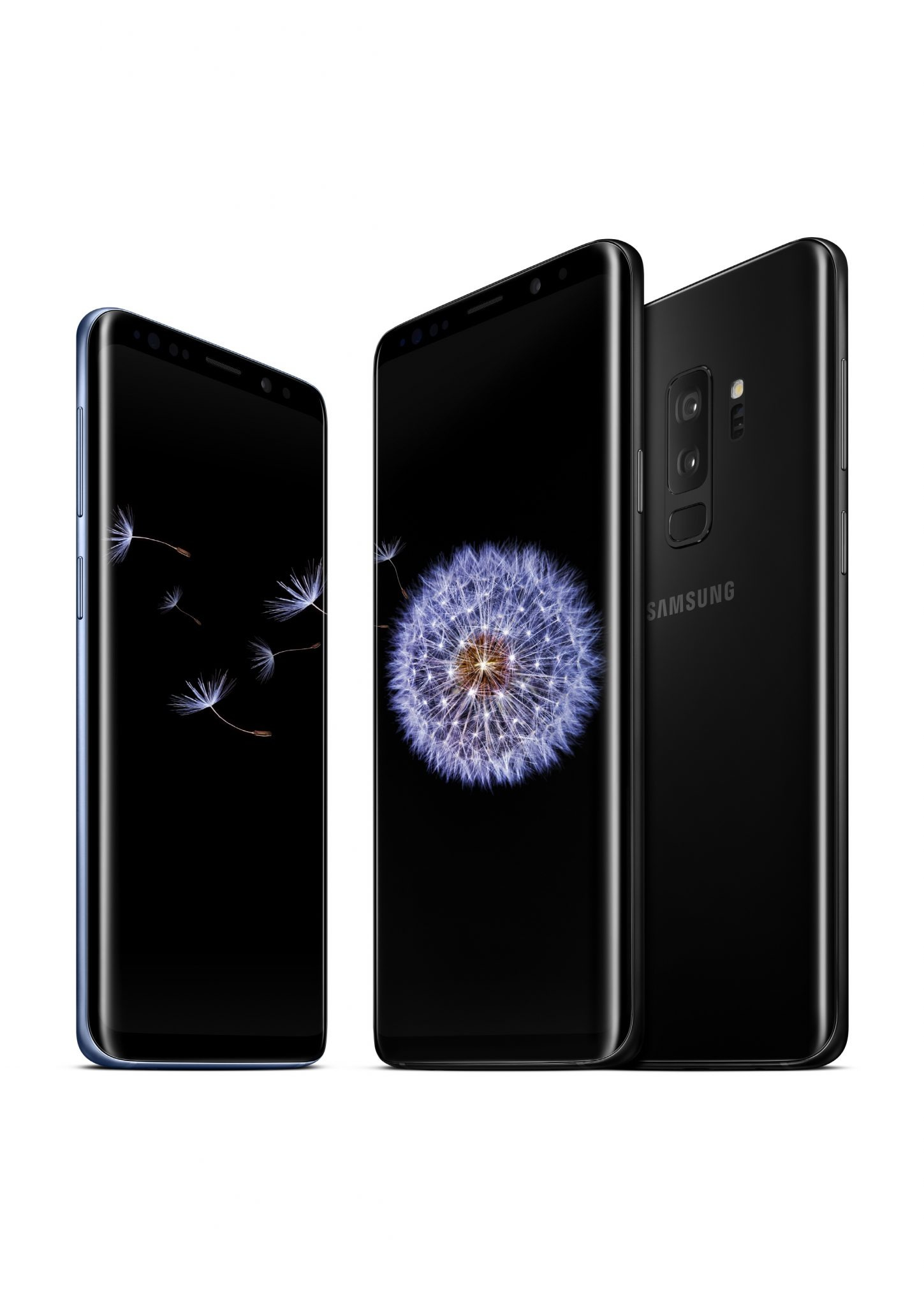 Samsung Galaxy S9 and Galaxy S9+