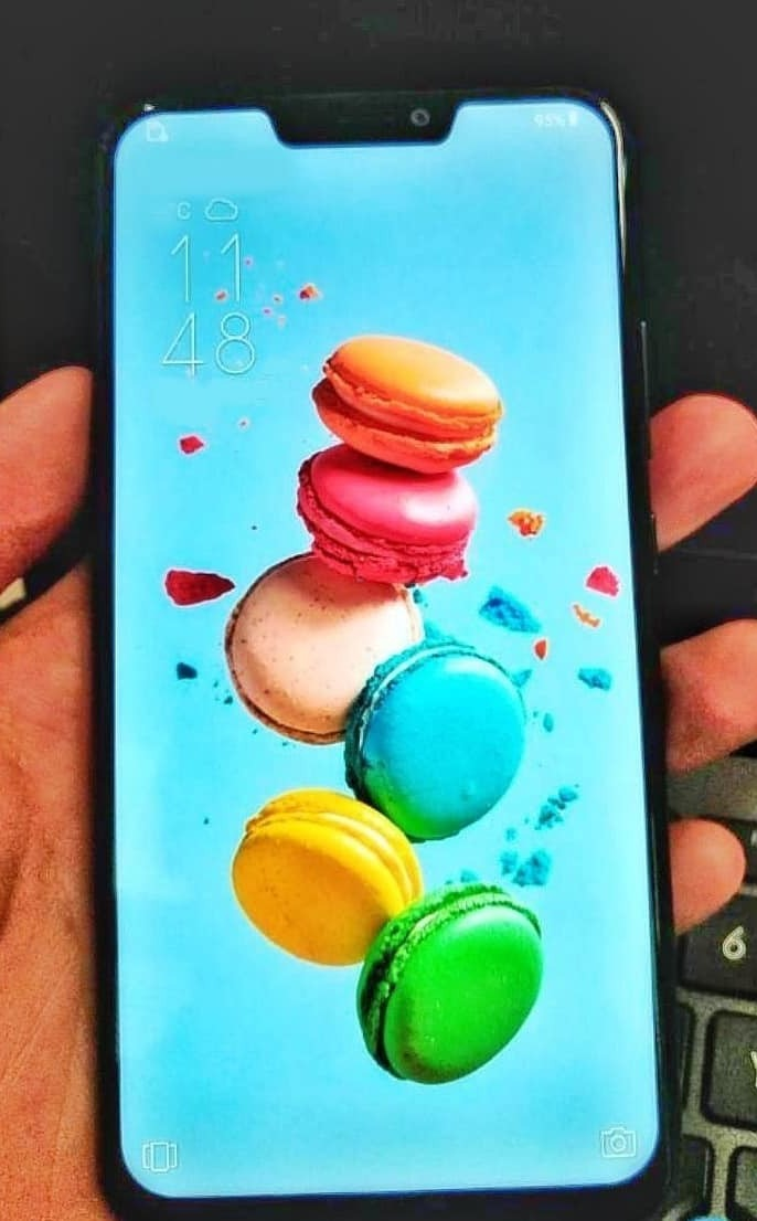 Recently Leaked Asus Zenfone 5 Hands-On Image