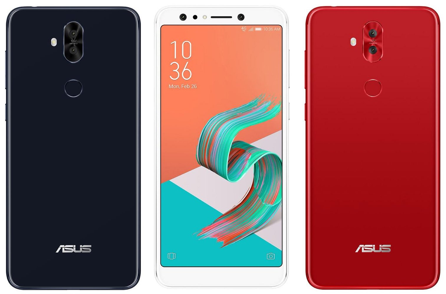 [UPDATE - SPECS] This is the Asus Zenfone 5 Lite with four cameras & 18:9 display 1