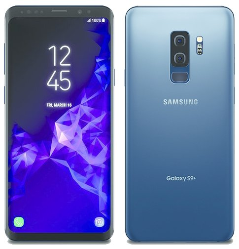 Check out the Samsung Galaxy S9 and Galaxy S9+ in Lilac Purple 1