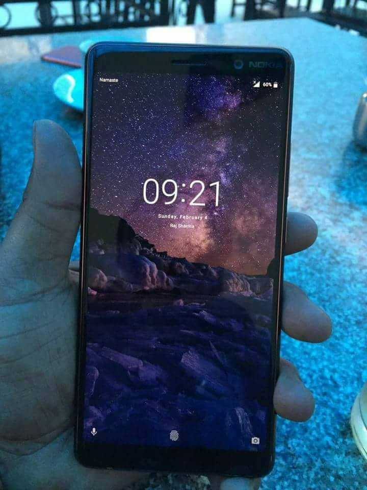 Nokia 7 Plus now shows up in the wild, revealing that 18:9 display 1